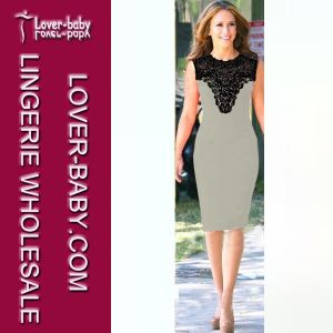 Bodycon New Fashion Casual Business Dress (L36044-3) pictures & photos
