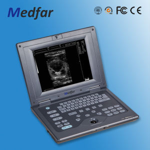 MFC2018V Vet Notebook B-Ultrasound Diagnostic System with CE pictures & photos