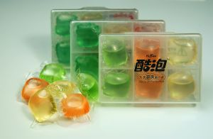 OEM&ODM Laundry Liquid Detergent Pod (Travel pack) , Liquid Detergent Laundry pictures & photos