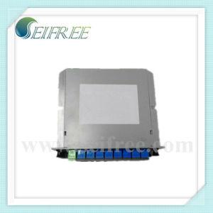 1X4 Insert Type Box Optical Fiber PLC Splitter pictures & photos