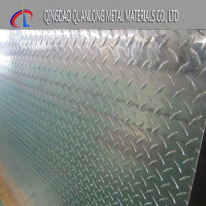 Low Price 304 Stainless Steel Checkered Plate in Factory pictures & photos