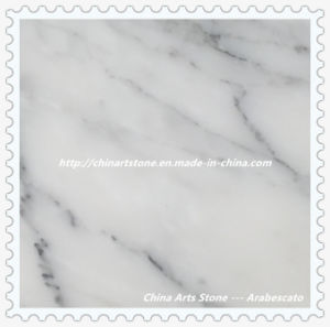 Chinese Wooden Vein Marble Tile for Floor and Wall pictures & photos