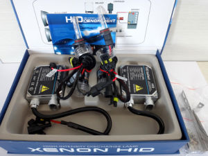 DC 24V 55W 9005 HID Lamp with Regular Ballast pictures & photos