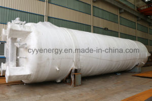 High Quality Lox Lin Lar Lco2 Fuel Storage Tank Container pictures & photos