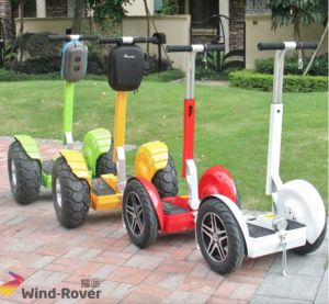 2 Wheel Motorcycle Electric Scooter Chariot Hankd with GPS pictures & photos