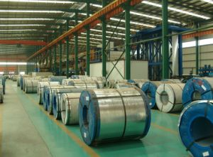 Prepainted Gi Steel Coil / PPGI / PPGL Color Coated Galvanized Corrugated Sheet in Coil pictures & photos