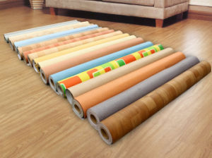 Foam Vinyl Flooring with Different Color pictures & photos