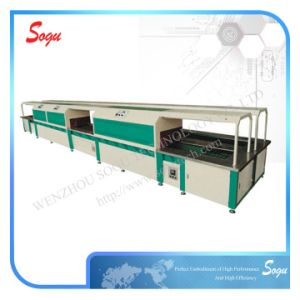 Computer-Controlled Shoe Making Production Line/Shoe Assemble Line for Shoe Making pictures & photos