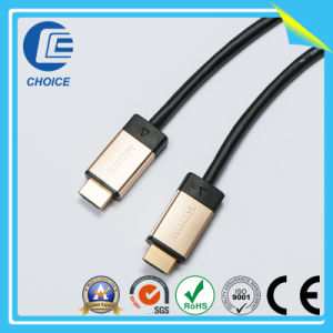 High Quality /High Speed USB Computer HDMI Cable (HITEK-66) pictures & photos