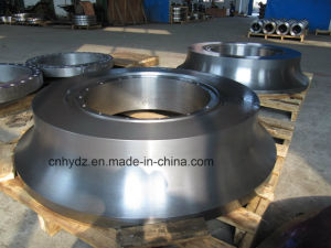 Hot Forged 15CrMo Straw-Hat-Type Nozzle pictures & photos