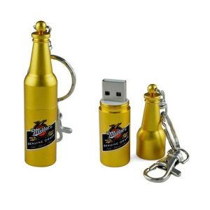 Metal Bottle USB Flash Disk pictures & photos