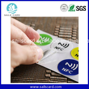 Factory Price ISO14443A Printed Cheap Nfc Tag pictures & photos