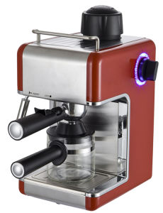 Italian Steam Espresso Coffee Maker Machine with Price pictures & photos