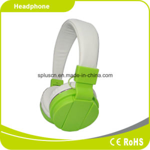 Hot Selling Color Headphone with OEM Logo pictures & photos