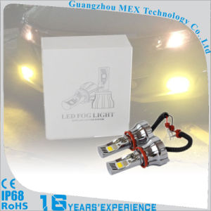 Auto Universal Bulb LED Fog Light H8 H9 H11 pictures & photos