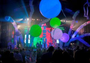1.5m Blue Man Balloon