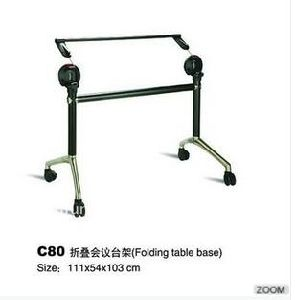 C80 Board-Room and Conference Foldable Table Base