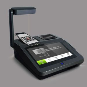 Jepower Jp762A Billing Machine with Buil-in Printer/RFID and Card Reader pictures & photos