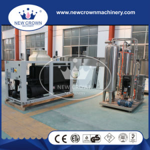 Three Tank Carbonated Drink Carbonation Mixing Machine pictures & photos