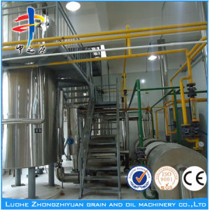 Corn Oil Refinery Corn Germ Edible Oil Refinery / Machine Pressing pictures & photos