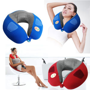 Body Massager Memory Form Massage Pillow for Car Office Use pictures & photos