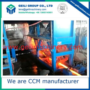 All-in-One CCM Machine for Steel Billet Making pictures & photos