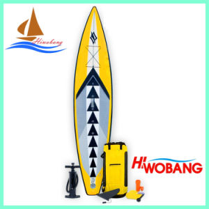 China Sup Paddle Surfboard Factory, Plastic Surfboard pictures & photos