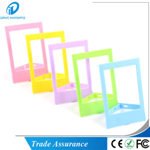 5PCS/Pack Fujifilm Instax 3inch Mini Film Stand Photo Frame pictures & photos