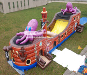 Cheer Amusement Pirate Ship Obstacle CH-If120210 pictures & photos