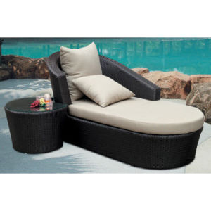 Home Rattan Balcony Leisure Lying Chair (CL-1006) pictures & photos