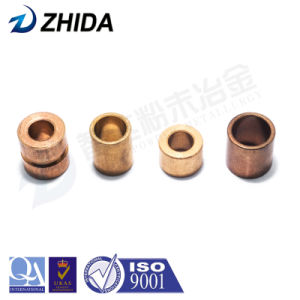 Manufacturer of Bronze and Sintered Bushing with ISO9001 Certificate pictures & photos