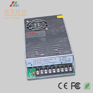 400W 5V 12V 24V 48V IP20 Indoor Switching Mode LED Driver pictures & photos