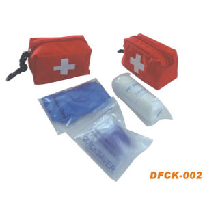 Professional First Aid CPR Kit Bag pictures & photos