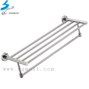 Polishing Hardware Stainless Steel Metal Towel Rack pictures & photos