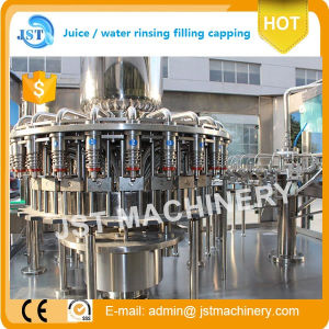 Washing Filling Capping 3 in 1 Juice Making Machine pictures & photos