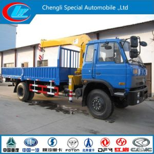 Dongfeng 12ton Truck with Crane Truck Lifting 12t Crane pictures & photos
