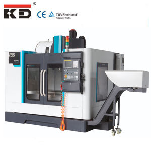 CNC Milling Machine High Precision Vertical Machining Centers Kdvm800la pictures & photos