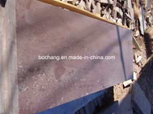 Flamed Putian Red Granite Slab pictures & photos