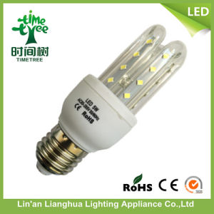 IC Driver 85V-265V E27 B22 5W 3u LED Corn Lamp, LED Corn Bulb pictures & photos