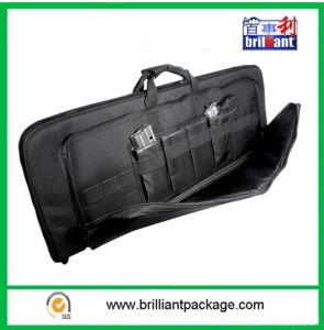 """Heavy Duty Tactical Rifle Case 46"""" with 4 Pockets pictures & photos"""