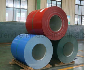 Pre-Painted Steel Coils for Sandwich Panel or Decoration Usage pictures & photos