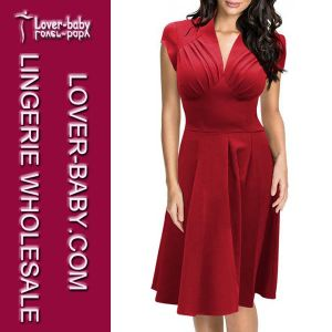 Formal Office Dresses for Lady (L36103-3) pictures & photos