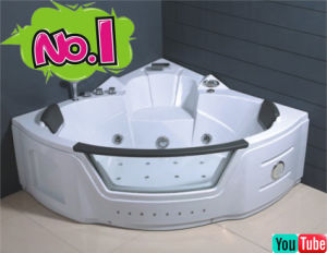 Whirlpool Jacuzzi Massage Bathtub (C-1809) pictures & photos