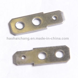 PTC Heating Electrode Strip Push Wire Terminals pictures & photos