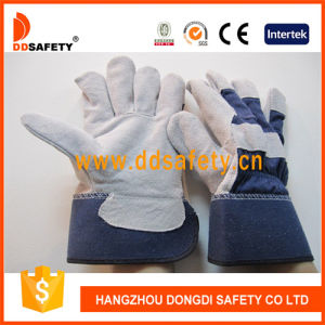 Ddsafety 2017 Rubberized Leahter Gloves pictures & photos