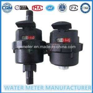 Black Nylon Plastic Volumetric Kent Type Water Meter pictures & photos