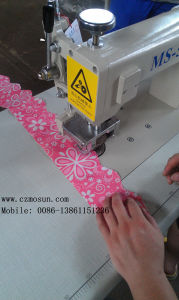 Good Quality! Ultrasonic Lace Sewing Machine for Cutting Ribbons pictures & photos