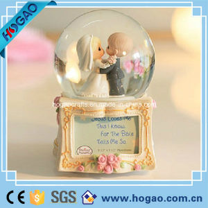 Love Wedding Snow Ball, Water Globe (HG160) pictures & photos
