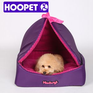 Pet Supply Cheap Dog Kennel New Product Indoor Tent Shaped Dog House Bed pictures & photos