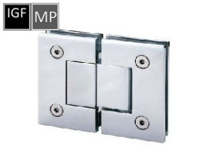 Brass or Stainless Steel Glass Shower Hinge (SH-202-180) pictures & photos